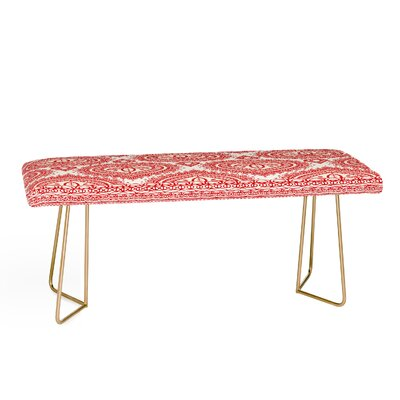 Aimee St Hill Decorative Upholstered Bench