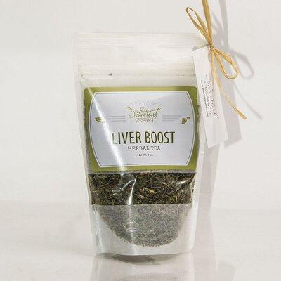 Nature's Inventory Liver Boost Loose Leaf Herbal Tea