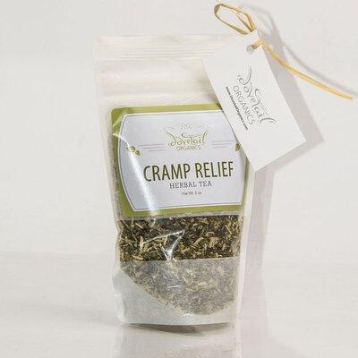 Nature's Inventory Cramp Relief Loose Leaf Herbal Tea