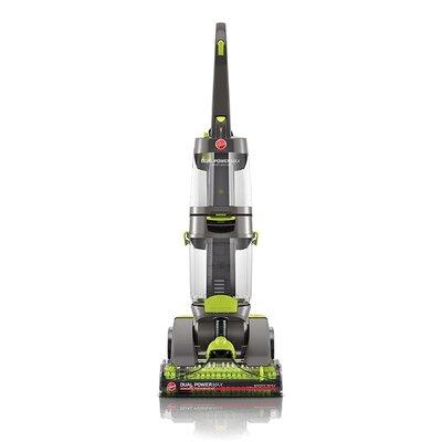Dual Power Max Carpet Cleaner Bagless Upright Vacuum
