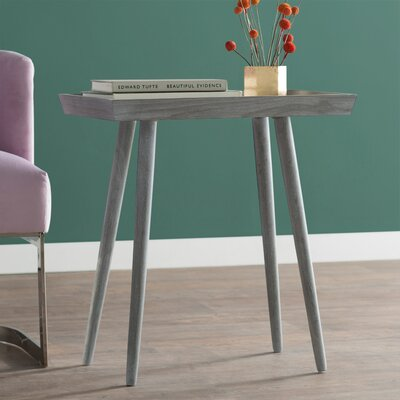 Braley Console Table Color: Grey