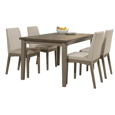 Clary 5 Piece Dining Set