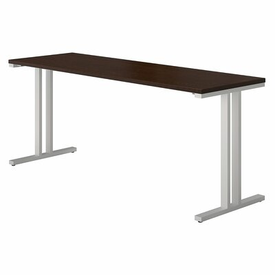 "400 Series Training Table Tabletop Finish: Mocha Cherry, Size: 29.8"" H x 71.02"" W x 23.35"" D"