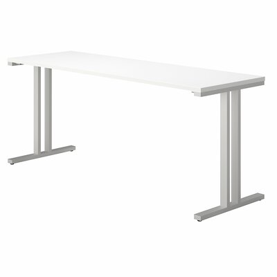 "400 Series Training Table Tabletop Finish: White, Size: 29.8"" H x 71.02"" W x 23.35"" D"
