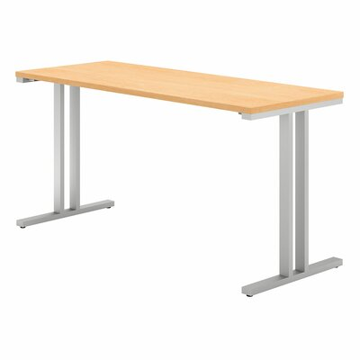 "400 Series Training Table Tabletop Finish: Natural Maple, Size: 29.8"" H x 59.61"" W x 23.35"" D"