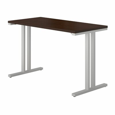 "400 Series Training Table Tabletop Finish: Mocha Cherry, Size: 29.8"" H x 47.6"" W x 23.35"" D"