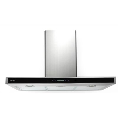 "36"" 400 CFM Ducted Wall Mount Range Hood"