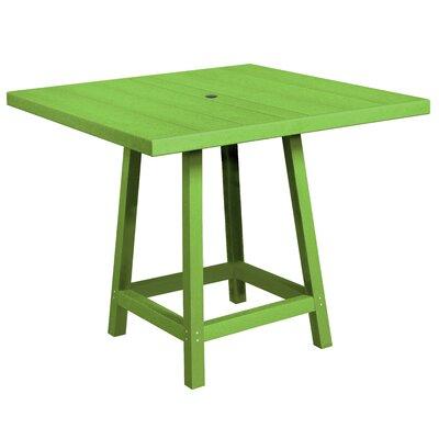 Cosentino Pub Table Color: Kiwi Green