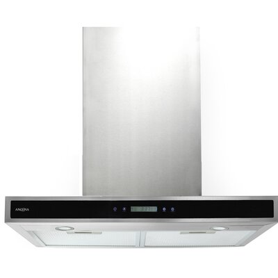 "30"" 400 CFM Ducted Wall Mount Range Hood"