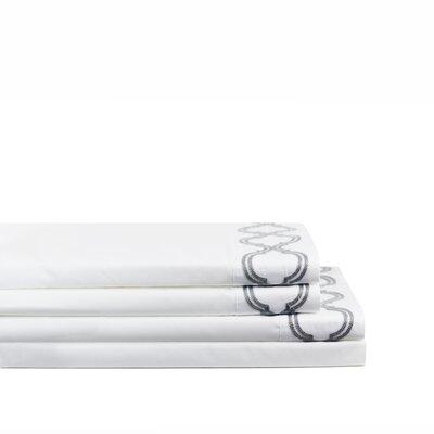 Drakes 300 Thread Count Percale Sheet Set Size: California King