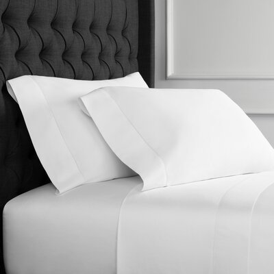 Broderick 400 Thread Count 100% Cotton Sheet Set Size: Full