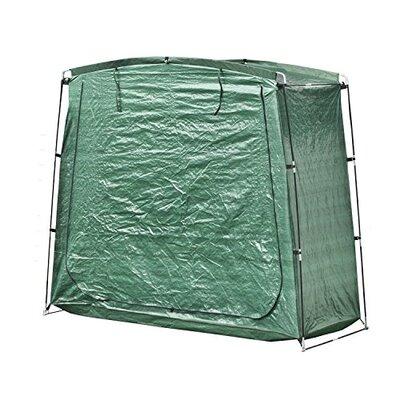 Tall Rectangular Outdoor Bike Storage Tent