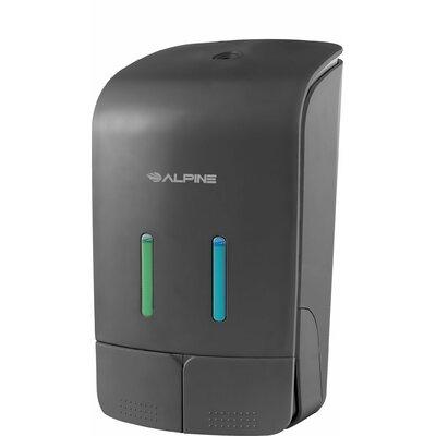 Double Hand Sanitizer Soap Dispenser