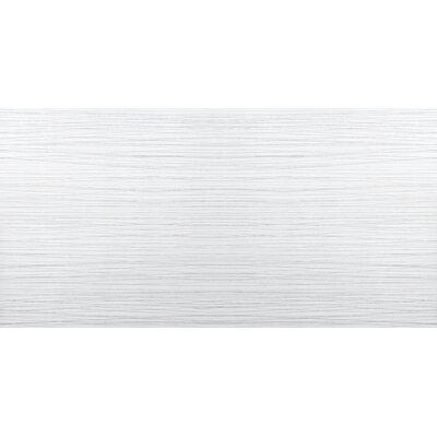 """Thread 12"""" x 24"""" Porcelain Field Tile in White"""