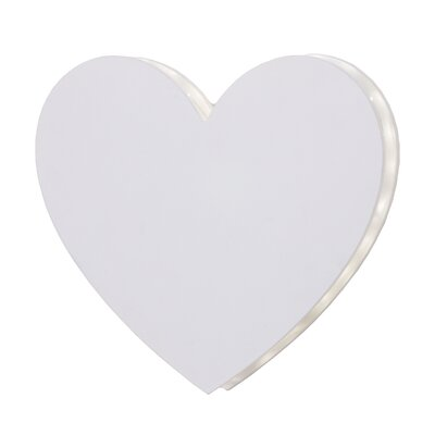 "XOXO Soft Lighting ""Heart"" Wall Hanging"