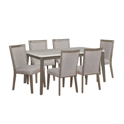 Beldale 7 Piece Dining Set