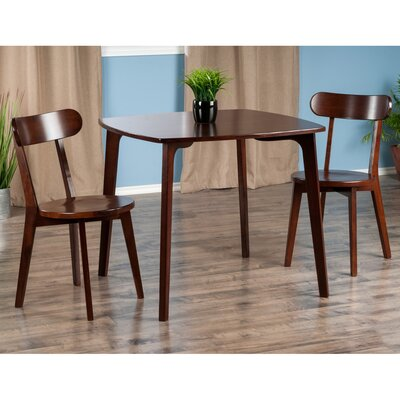 Avey 3 Piece Dining Set