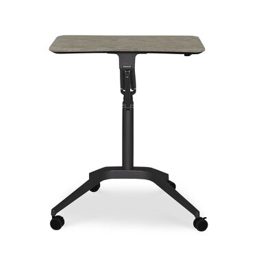 Ergonomic Height Adjustable Standing Laptop Cart