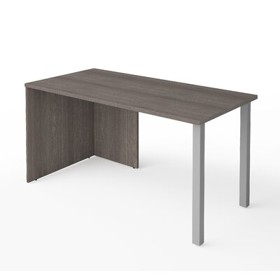 "59.3"" W Prattsburgh Training Table Tabletop Finish: Bark Gray"