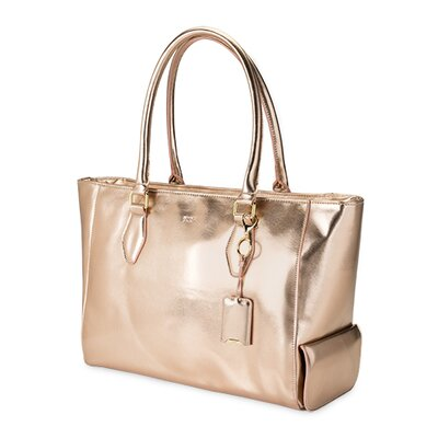 Insulated Tote Cooler Color: Rose Gold