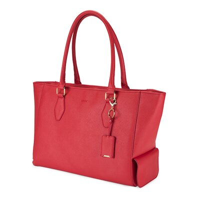 Insulated Tote Cooler Color: Red