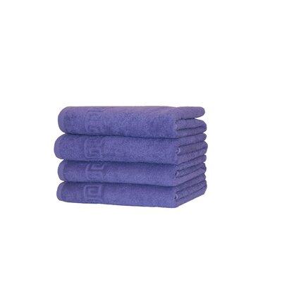 Faszcza 100% Cotton Hand Towel Color: Lavender