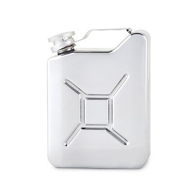 Stainless Steel Gas Can Flask
