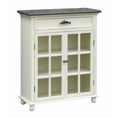 Reedy 1 Drawer Accent Cabinet