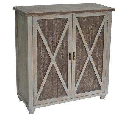 Regil 2 Door Accent Cabinet