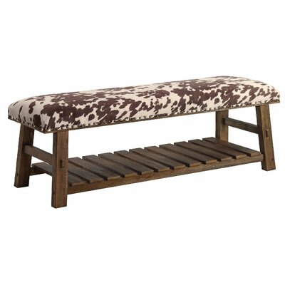 Rego Upholstered Storage Bench
