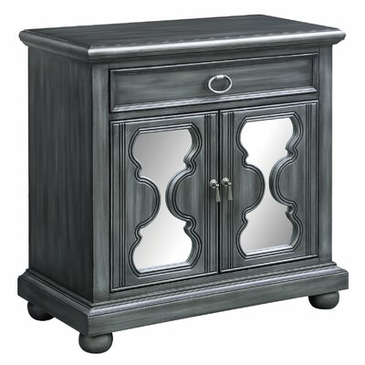 Higbee 1 Drawer Accent Cabinet