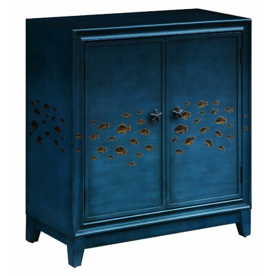 Hartline 2 Door Accent Cabinet