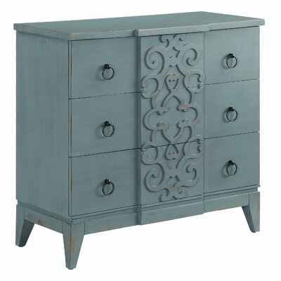 Kintzel 3 Drawer Accent Chest