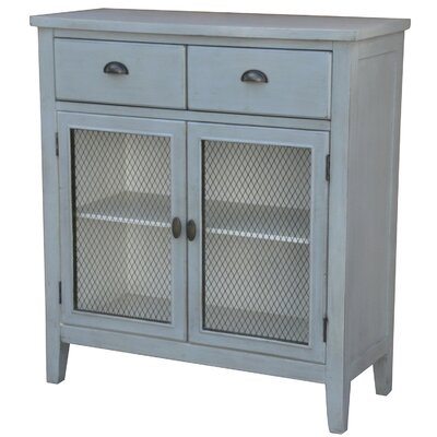 Fagin 2 Drawer Accent Cabinet