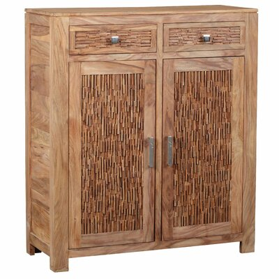 Regan 2 Drawer Accent Cabinet