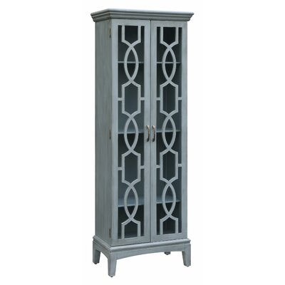 Hartness 2 Door Accent Cabinet