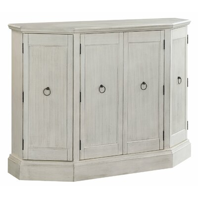 Hartsell 4 Door Accent Cabinet