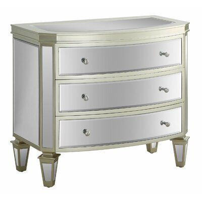 Greenhill 3 Drawer Accent Chest