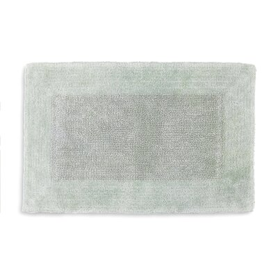 "Lankford Extra Plush Bath Rug Size: 21"" W x 34"" L, Color: Misty Sage"