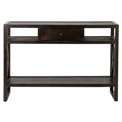 Portside Console Table Color: Espresso