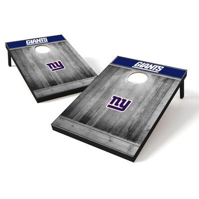 NFL Cornhole NFL Team: New York Giants