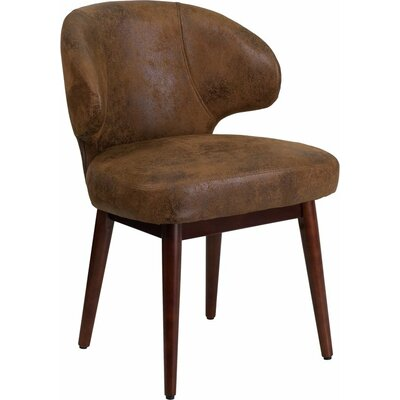 Mccrea Curved Back Guest Chair