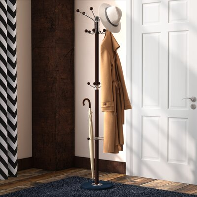 Carte Coat Rack Color: Bronze