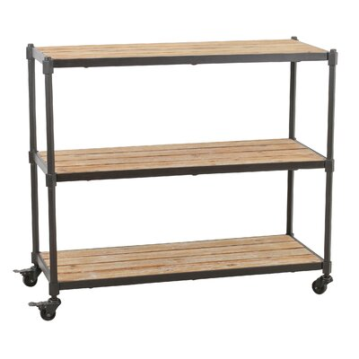 Vetter 3-Shelf Console Table