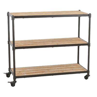 Vetter 3-Shelf Console Table
