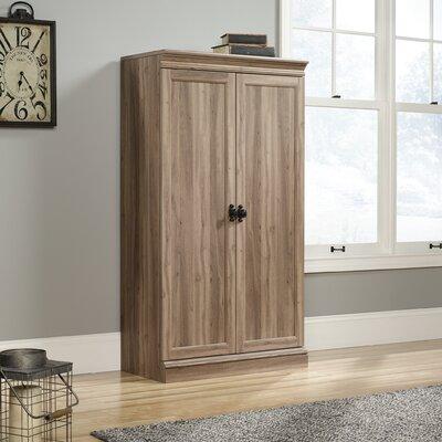Myatt 2 Door Accent Cabinet Color: Salt Oak
