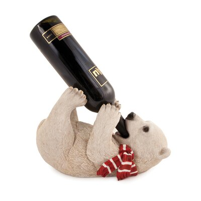 Cheery Cub Tabletop Wine Bottle Rack