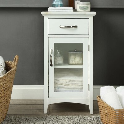 Greenberry 1 Drawer Accent Cabinet