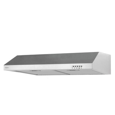 "30"" UC6 400 CFM Ducted Under Cabinet Range Hood"