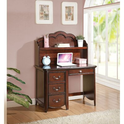 Cuthbertson Desk with Hutch